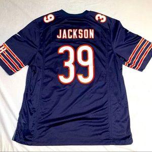 Men's Nike Chicago Bears Eddie Jackson Jersey
